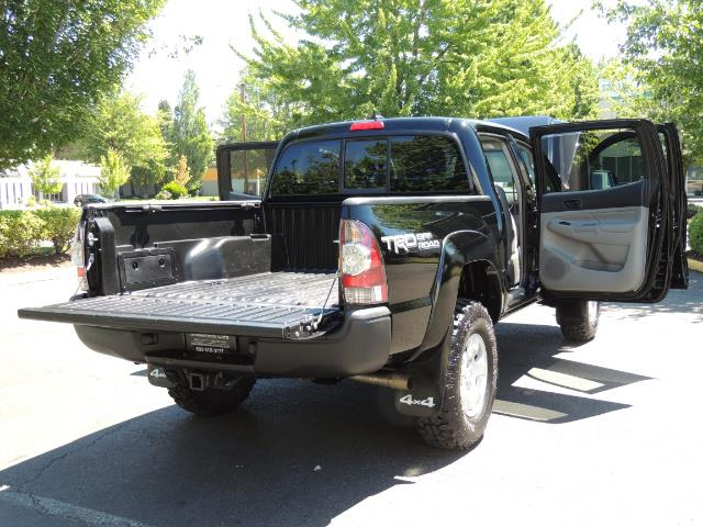 2014 Toyota Tacoma V6 Double Cab 4WD TRD 6cyl LIFTED 1-Owner  37K - Photo 28 - Portland, OR 97217