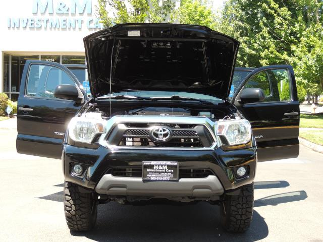 2014 Toyota Tacoma V6 Double Cab 4WD TRD 6cyl LIFTED 1-Owner  37K - Photo 31 - Portland, OR 97217