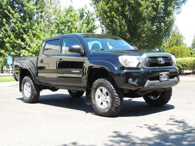 2014 Toyota Tacoma V6 Double Cab 4WD TRD 6cyl LIFTED 1-Owner  37K - Photo 2 - Portland, OR 97217