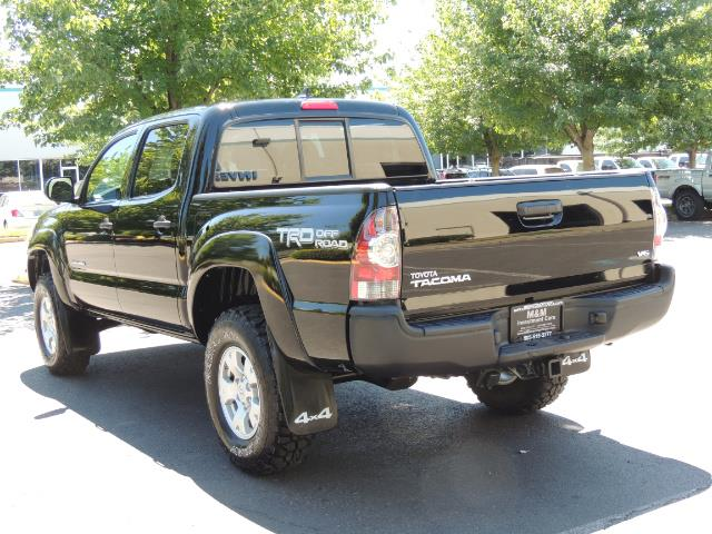 2014 Toyota Tacoma V6 Double Cab 4WD TRD 6cyl LIFTED 1-Owner  37K - Photo 6 - Portland, OR 97217