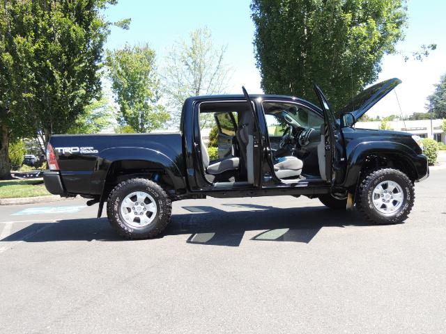 2014 Toyota Tacoma V6 Double Cab 4WD TRD 6cyl LIFTED 1-Owner  37K - Photo 10 - Portland, OR 97217