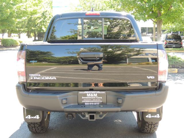 2014 Toyota Tacoma V6 Double Cab 4WD TRD 6cyl LIFTED 1-Owner Navi 37K - Photo 7 - Portland, OR 97217