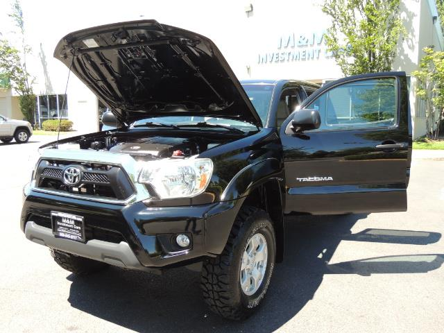 2014 Toyota Tacoma V6 Double Cab 4WD TRD 6cyl LIFTED 1-Owner Navi 37K - Photo 25 - Portland, OR 97217