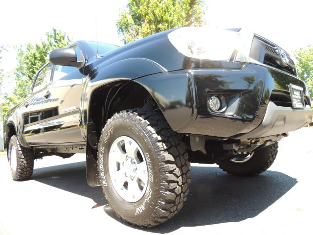 2014 Toyota Tacoma V6 Double Cab 4WD TRD 6cyl LIFTED 1-Owner  37K - Photo 23 - Portland, OR 97217