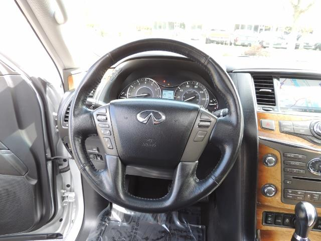 2011 Infiniti QX56 NAVi / DVDs / 8-passenger / LOADED / PRISTINE ! - Photo 41 - Portland, OR 97217