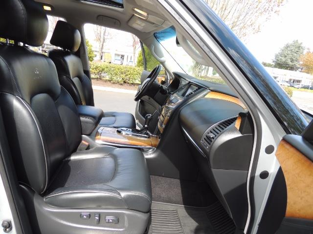 2011 Infiniti QX56 NAVi / DVDs / 8-passenger / LOADED / PRISTINE ! - Photo 18 - Portland, OR 97217
