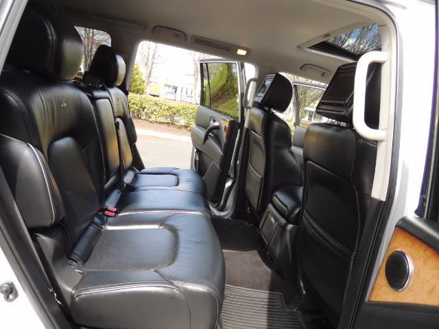 2011 Infiniti QX56 NAVi / DVDs / 8-passenger / LOADED / PRISTINE ! - Photo 17 - Portland, OR 97217