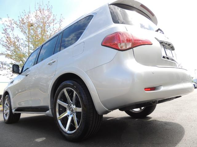 2011 Infiniti QX56 NAVi / DVDs / 8-passenger / LOADED / PRISTINE ! - Photo 11 - Portland, OR 97217
