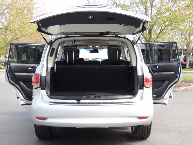 2011 Infiniti QX56 NAVi / DVDs / 8-passenger / LOADED / PRISTINE ! - Photo 28 - Portland, OR 97217