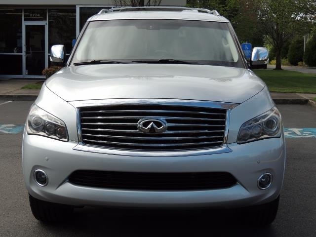 2011 Infiniti QX56 NAVi / DVDs / 8-passenger / LOADED / PRISTINE ! - Photo 5 - Portland, OR 97217