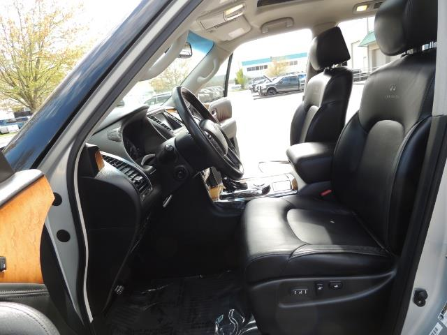 2011 Infiniti QX56 NAVi / DVDs / 8-passenger / LOADED / PRISTINE ! - Photo 14 - Portland, OR 97217
