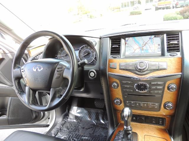 2011 Infiniti QX56 NAVi / DVDs / 8-passenger / LOADED / PRISTINE ! - Photo 20 - Portland, OR 97217
