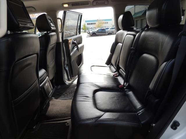 2011 Infiniti QX56 NAVi / DVDs / 8-passenger / LOADED / PRISTINE ! - Photo 15 - Portland, OR 97217
