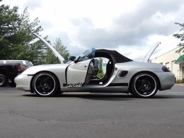 2001 Porsche Boxster Convertible / 5-SPEED MANUAL / RECARO SEATS - Photo 26 - Portland, OR 97217