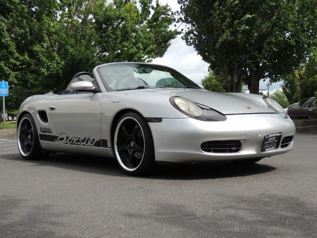 2001 Porsche Boxster Convertible / 5-SPEED MANUAL / RECARO SEATS - Photo 46 - Portland, OR 97217