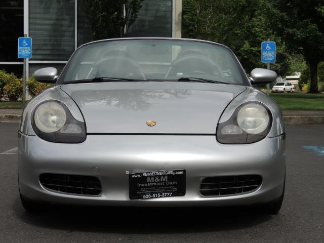 2001 Porsche Boxster Convertible / 5-SPEED MANUAL / RECARO SEATS - Photo 47 - Portland, OR 97217