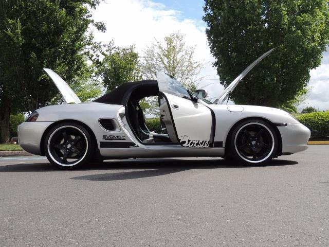 2001 Porsche Boxster Convertible / 5-SPEED MANUAL / RECARO SEATS - Photo 30 - Portland, OR 97217