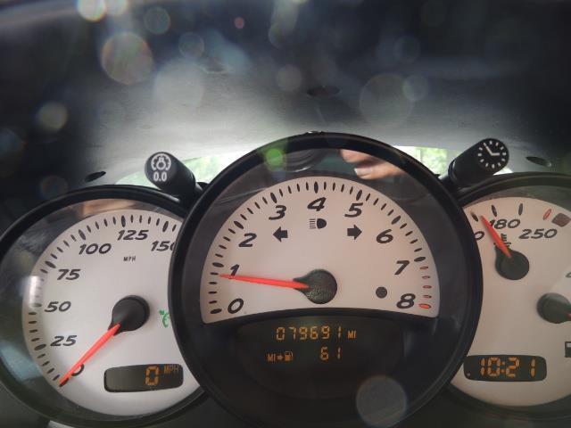 2001 Porsche Boxster Convertible / 5-SPEED MANUAL / RECARO SEATS - Photo 33 - Portland, OR 97217
