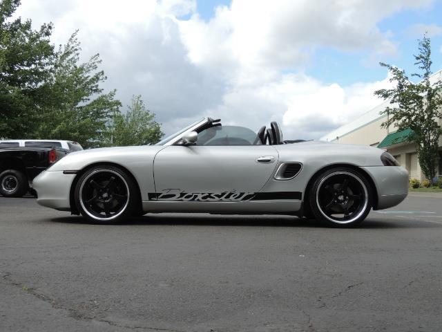 2001 Porsche Boxster Convertible / 5-SPEED MANUAL / RECARO SEATS - Photo 10 - Portland, OR 97217