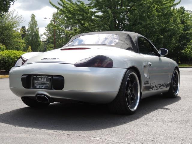 2001 Porsche Boxster Convertible / 5-SPEED MANUAL / LOW MILES - Photo 8 - Portland, OR 97217