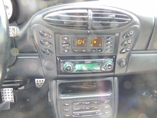 2001 Porsche Boxster Convertible / 5-SPEED MANUAL / RECARO SEATS - Photo 17 - Portland, OR 97217