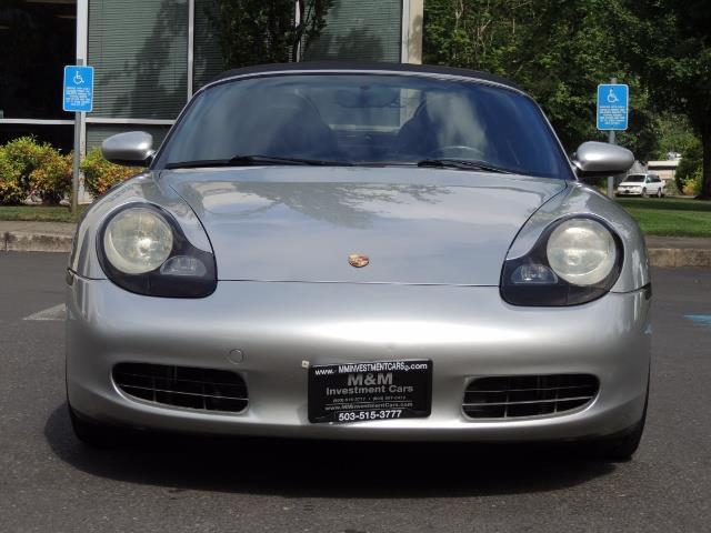 2001 Porsche Boxster Convertible / 5-SPEED MANUAL / RECARO SEATS - Photo 5 - Portland, OR 97217