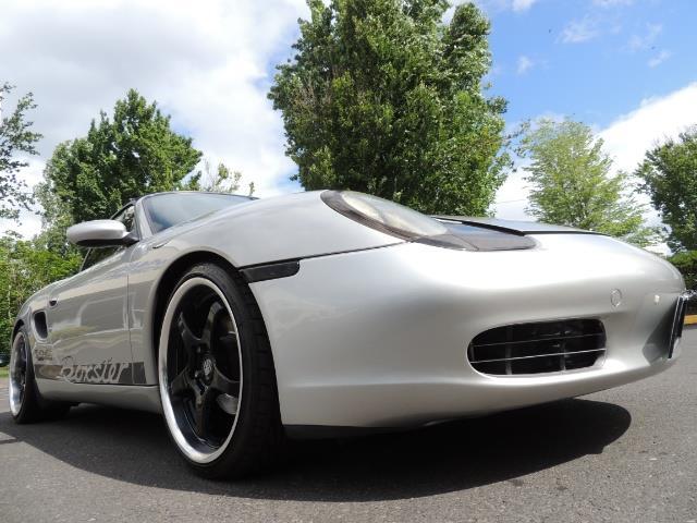 2001 Porsche Boxster Convertible / 5-SPEED MANUAL / RECARO SEATS - Photo 42 - Portland, OR 97217
