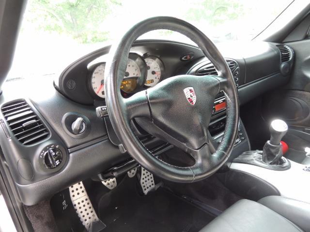 2001 Porsche Boxster Convertible / 5-SPEED MANUAL / LOW MILES - Photo 18 - Portland, OR 97217