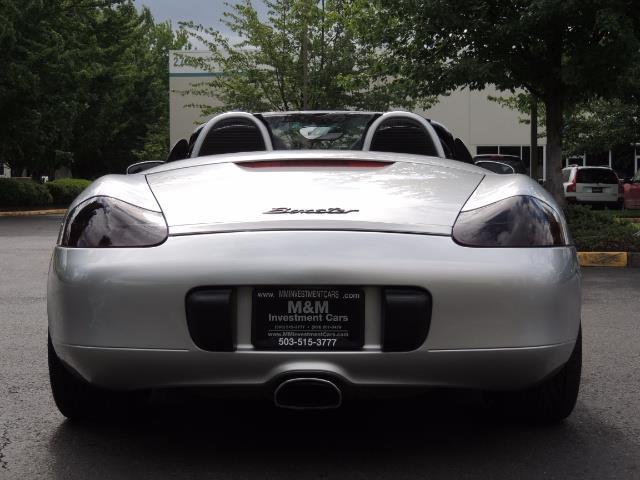 2001 Porsche Boxster Convertible / 5-SPEED MANUAL / RECARO SEATS - Photo 11 - Portland, OR 97217