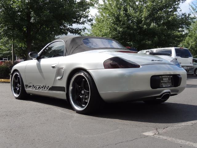 2001 Porsche Boxster Convertible / 5-SPEED MANUAL / LOW MILES - Photo 7 - Portland, OR 97217