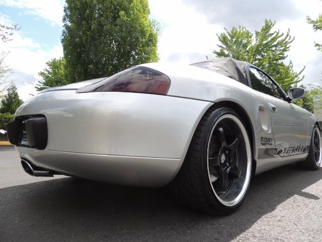 2001 Porsche Boxster Convertible / 5-SPEED MANUAL / RECARO SEATS - Photo 41 - Portland, OR 97217