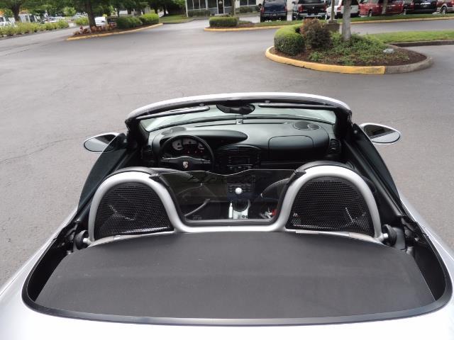 2001 Porsche Boxster Convertible / 5-SPEED MANUAL / LOW MILES - Photo 22 - Portland, OR 97217