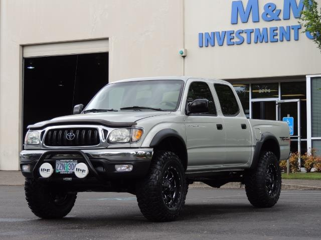 2004 Toyota Tacoma SR5 V6 4dr Double Cab / 4X4 / TRD OFF RD / LIFTED - Photo 1 - Portland, OR 97217