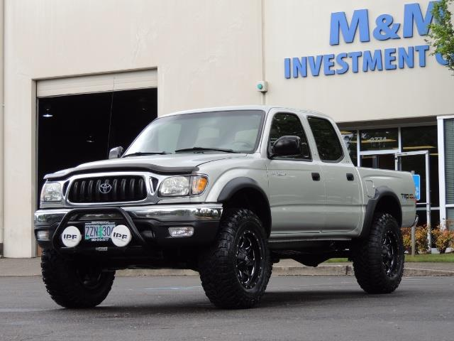2004 Toyota Tacoma SR5 V6 4dr Double Cab / 4X4 / TRD OFF RD / LIFTED - Photo 45 - Portland, OR 97217