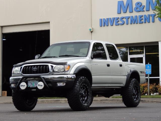 2004 Toyota Tacoma SR5 V6 4dr Double Cab / 4X4 / TRD OFF RD / LIFTED - Photo 42 - Portland, OR 97217