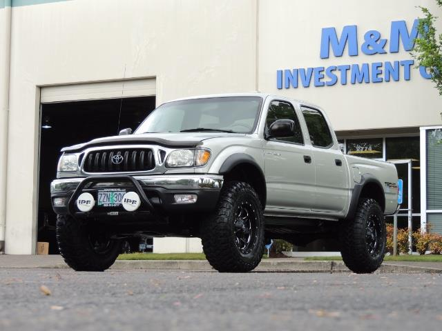 2004 Toyota Tacoma SR5 V6 4dr Double Cab / 4X4 / TRD OFF RD / LIFTED - Photo 48 - Portland, OR 97217