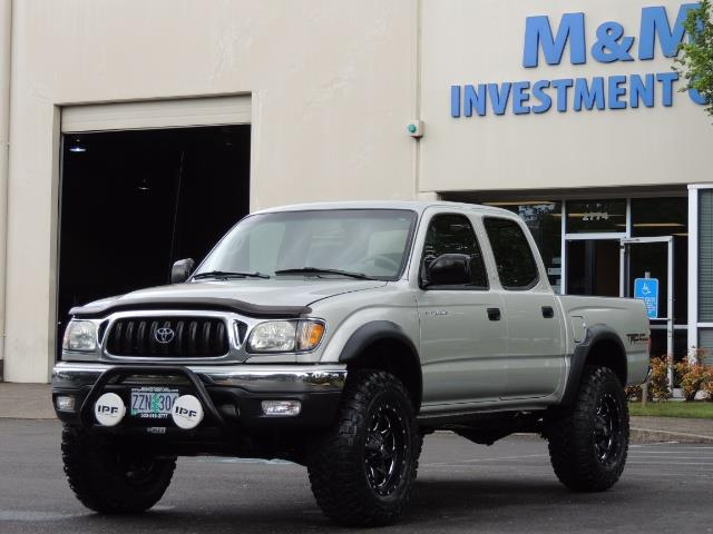 2004 Toyota Tacoma SR5 V6 4dr Double Cab / 4X4 / TRD OFF RD / LIFTED - Photo 43 - Portland, OR 97217
