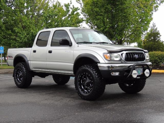2004 Toyota Tacoma SR5 V6 4dr Double Cab / 4X4 / TRD OFF RD / LIFTED - Photo 2 - Portland, OR 97217