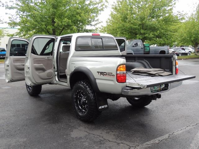 2004 Toyota Tacoma SR5 V6 4dr Double Cab / 4X4 / TRD OFF RD / LIFTED - Photo 27 - Portland, OR 97217