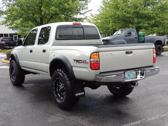 2004 Toyota Tacoma SR5 V6 4dr Double Cab / 4X4 / TRD OFF RD / LIFTED - Photo 7 - Portland, OR 97217