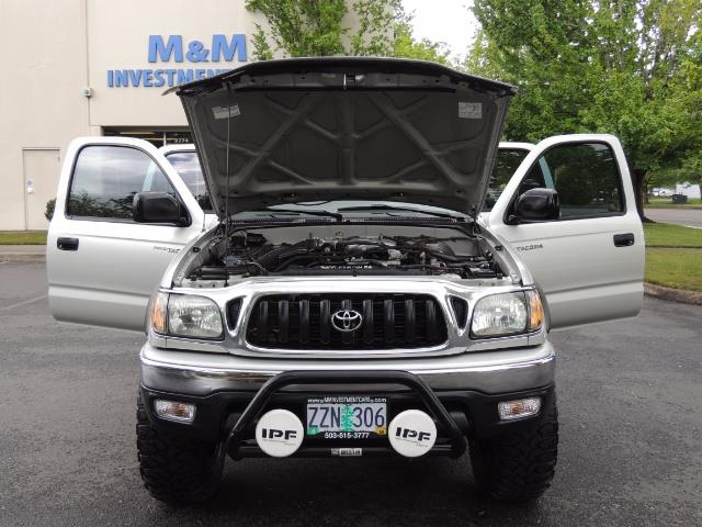 2004 Toyota Tacoma SR5 V6 4dr Double Cab / 4X4 / TRD OFF RD / LIFTED - Photo 32 - Portland, OR 97217