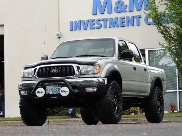 2004 Toyota Tacoma SR5 V6 4dr Double Cab / 4X4 / TRD OFF RD / LIFTED - Photo 35 - Portland, OR 97217