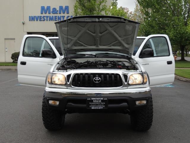 2003 Toyota Tacoma SR5 V6 / 4X4 /TRD OFF RD  REAR DIFF LOCKS / LIFTED - Photo 31 - Portland, OR 97217