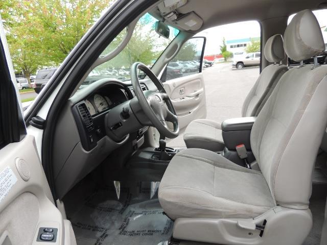 2003 Toyota Tacoma SR5 V6 / 4X4 /TRD OFF RD  REAR DIFF LOCKS / LIFTED - Photo 15 - Portland, OR 97217