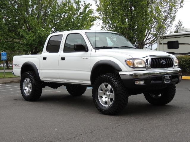 2003 Toyota Tacoma SR5 V6 / 4X4 /TRD OFF RD  REAR DIFF LOCKS / LIFTED - Photo 2 - Portland, OR 97217
