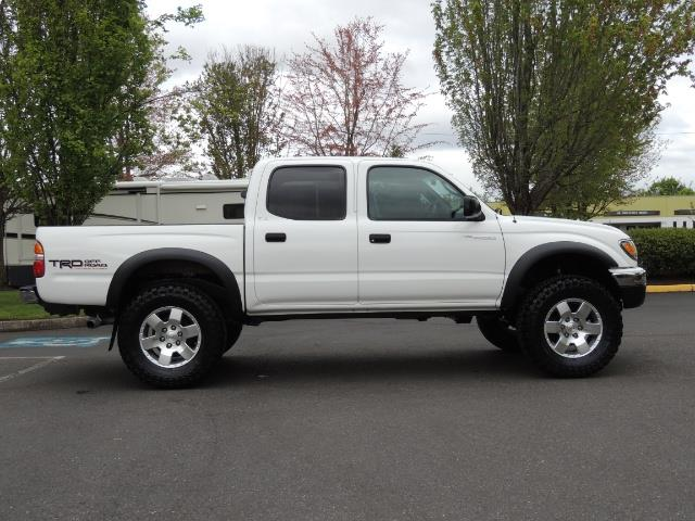 2003 Toyota Tacoma SR5 V6 / 4X4 /TRD OFF RD  REAR DIFF LOCKS / LIFTED - Photo 4 - Portland, OR 97217