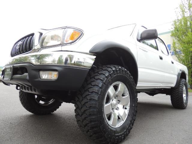 2003 Toyota Tacoma SR5 V6 / 4X4 /TRD OFF RD  REAR DIFF LOCKS / LIFTED - Photo 10 - Portland, OR 97217