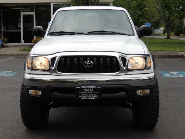 2003 Toyota Tacoma SR5 V6 / 4X4 /TRD OFF RD  REAR DIFF LOCKS / LIFTED - Photo 5 - Portland, OR 97217
