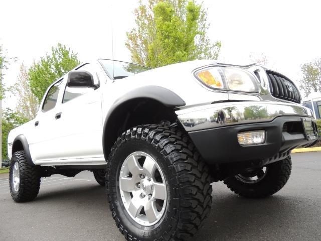 2003 Toyota Tacoma SR5 V6 / 4X4 /TRD OFF RD  REAR DIFF LOCKS / LIFTED - Photo 11 - Portland, OR 97217