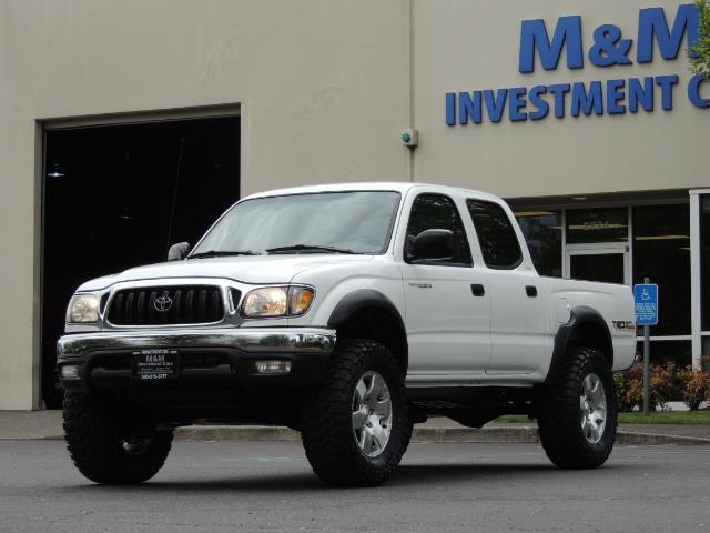 2003 Toyota Tacoma SR5 V6 / 4X4 /TRD OFF RD  REAR DIFF LOCKS / LIFTED - Photo 36 - Portland, OR 97217